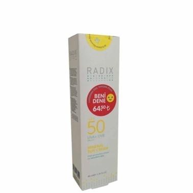 Radix SPF50 Mineral Sun Cream 40ml Renksiz